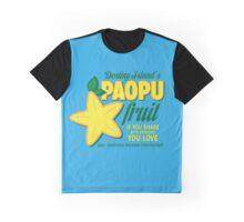 Paopu Fruit - Kingdom Hearts Graphic T-Shirt