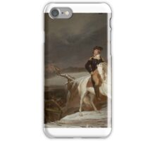 Thomas Hill - Indians of the Northwest iPhone Case/Skin