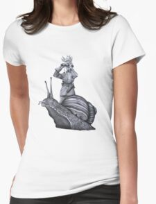 In which no explanation can be found Womens Fitted T-Shirt