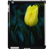 Once Upon A Midnight Bloom  iPad Case/Skin