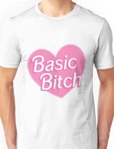 Basic Bitch Blue Unisex T-Shirt