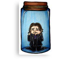 My Rumple in a Jar Canvas Print