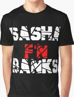 Sasha F'N Banks Graphic T-Shirt