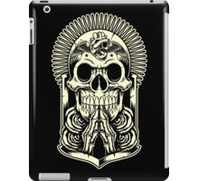 HOLLY SKULL iPad Case/Skin