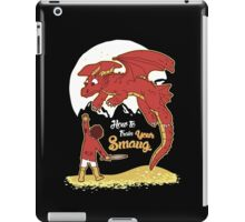 How to Train your Smaug iPad Case/Skin