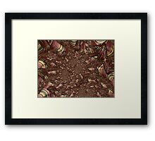 Cockles and Muscles Framed Print