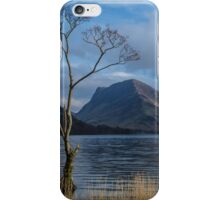 Buttermere, Lake District, UK iPhone Case/Skin