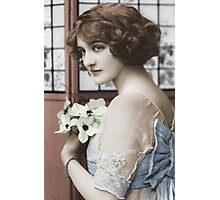 Miss Lily Elsie Photographic Print