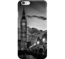 LONDON Westminster Bridge at Sunset| Colorkey iPhone Case/Skin