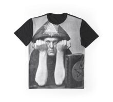 Aleister Crowley Graphic T-Shirt