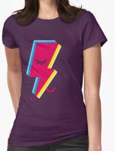Ziggy minimal Womens Fitted T-Shirt