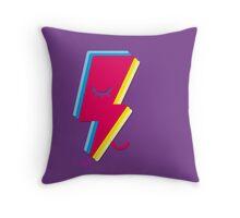 Ziggy minimal Throw Pillow