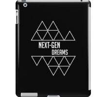 Next-Gen Dreams Logo iPad Case/Skin