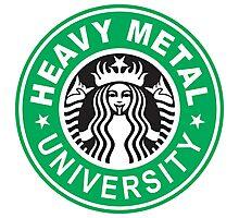 HEAVY METAL UNIVERSITY Photographic Print