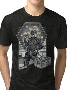 Avon (Blake's 7) Tri-blend T-Shirt