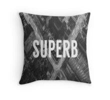 Superb Throw Pillow