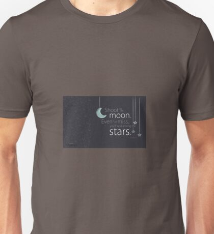 short-love-inspirational-quotes-about-life Unisex T-Shirt
