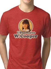 I still loving you... Tri-blend T-Shirt