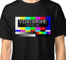 Videodrome - Civic TV Classic T-Shirt
