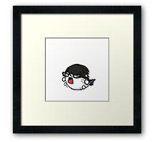 Super Smash Boos - Bayonetta Framed Print