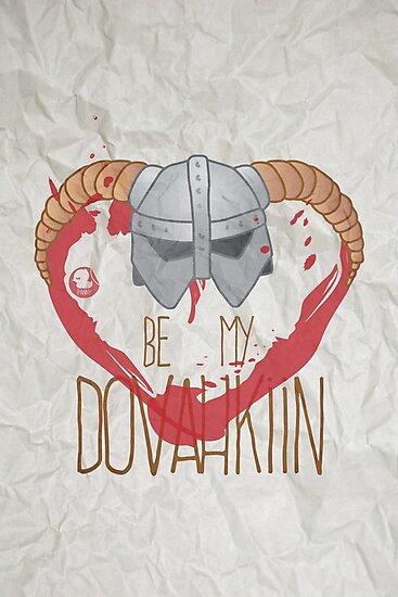be my dovahkiin by laPanny