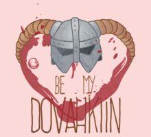 be my dovahkiin Kids Tee