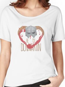 be my dovahkiin Women's Relaxed Fit T-Shirt