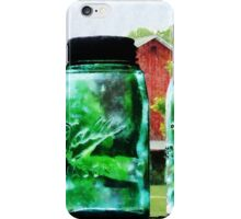 Bottles And Canning Jars iPhone Case/Skin