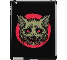 Evil Dirty Zombie Cat iPad Case/Skin