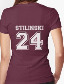 Stilinski 24 Womens Fitted T-Shirt