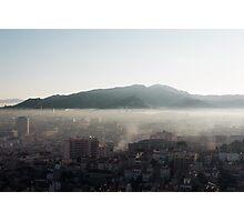 Marseille im Morgenlicht Photographic Print