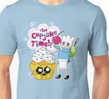 Cupjake Time!! Unisex T-Shirt