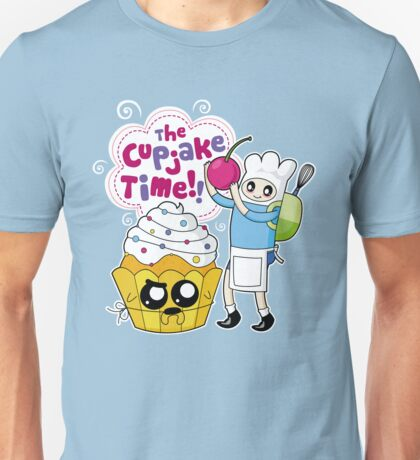 Cupjake Time!! Unisex T-Shirt
