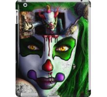 KILLER CLOWN iPad Case/Skin