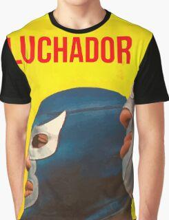 Luchador Graphic T-Shirt