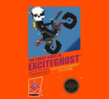 Exciteghost! 2.0 Kids Tee