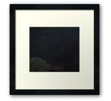 Night Fairies  Framed Print