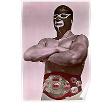 Luchador enmascarado Poster