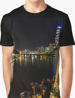 Last drinks - Melbourne Australia Graphic T-Shirt