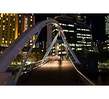 Southbank Slipstream - Melbourne Australia Photographic Print
