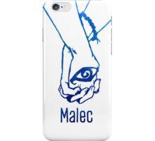 Malec Hands iPhone Case/Skin
