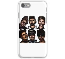 The Butch Boiz  iPhone Case/Skin