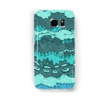 Tentacles 1 Samsung Galaxy Case/Skin