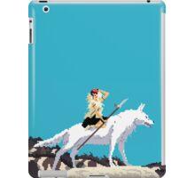8 bit Mononoke 2 iPad Case/Skin