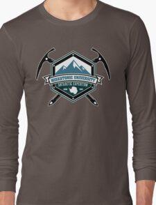 Miskatonic University Antarctic Expedition Long Sleeve T-Shirt