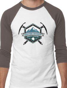 Miskatonic University Antarctic Expedition Men's Baseball ¾ T-Shirt