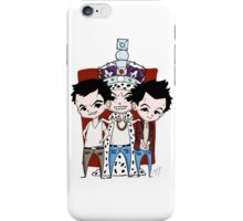 Faces of Moriarty iPhone Case/Skin