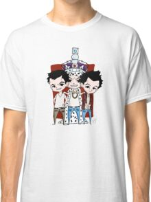 Faces of Moriarty Classic T-Shirt