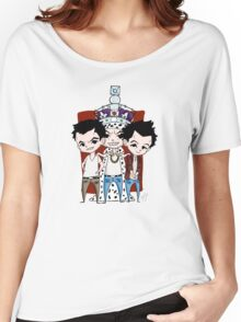 Faces of Moriarty Women's Relaxed Fit T-Shirt