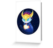 League of Legends Aurelion Sol Greeting Card